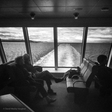 Ferry comfy.
