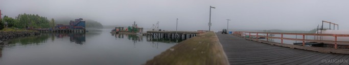 Pano 1, Tofinio Harbor, Vancouver Isle