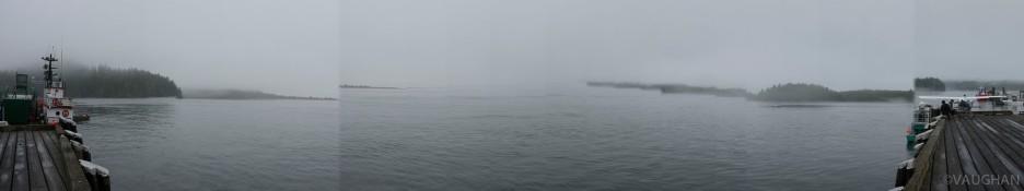 Pano 2, Tofinio Harbor, Vancouver Isle