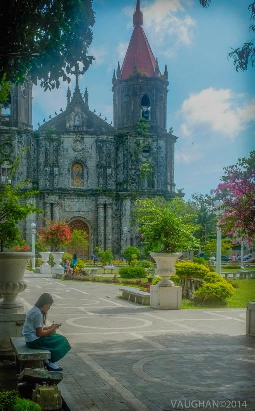 Saint Anne's Parish, Iloilo City, Philippines.