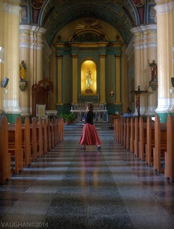 Jaro Cathedral Jaro, Iloilo City, Philippines