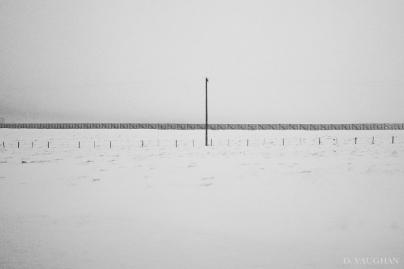 North of Rocksprings, Wyoming.