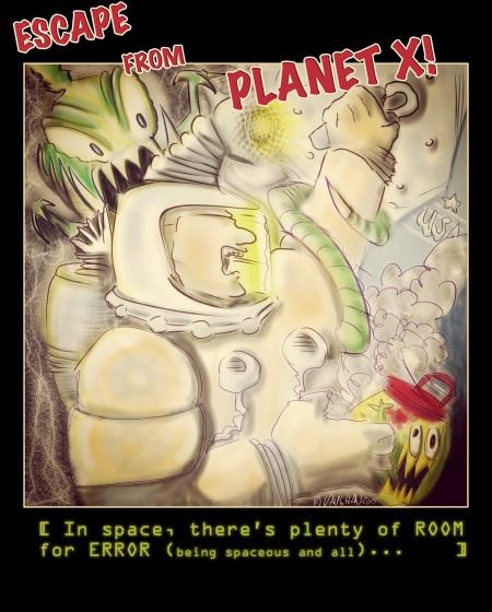 ESCAPE-PLANET-X