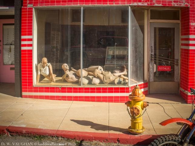 Big Barbies, Bisbee, AZ