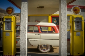Gas Station Wagon, Bisbee, AZ