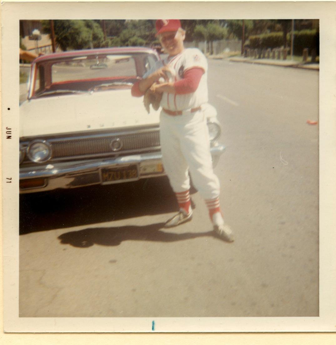 Myself, age 11, 1971 Benicia, CA